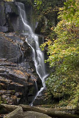Photograph - Eastatoe Falls In North Carolina by Jill Lang