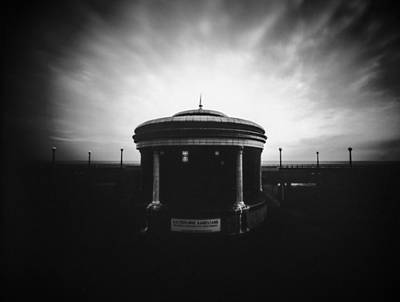 Photograph - Eastbourne Bandstand by Will Gudgeon