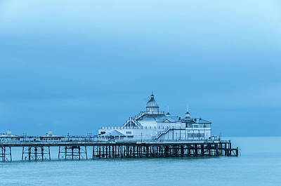 Photograph - Eastbourne Pier In Uk by Dutourdumonde Photography