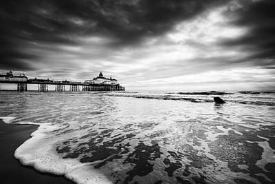 Photograph - Eastbourne Pier by Will Gudgeon
