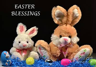 Easter Blessings Art Print by D S Images