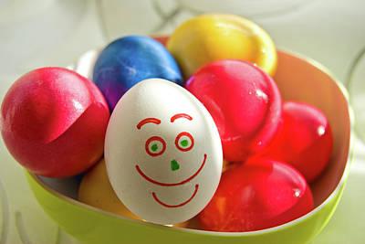 Photograph - Easter Eggs by Tamara Sushko