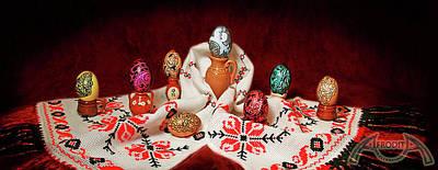 Photograph - Easter Memories by Afrodita Ellerman