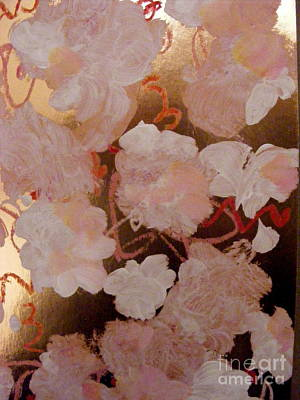 Painting - Easter Roses by Nancy Kane Chapman