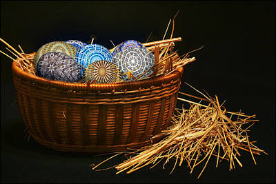 Photograph - Easter - Still Life by Nikolyn McDonald