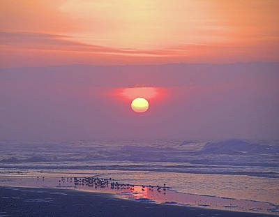 Photograph - Easter Sunrise by Newwwman