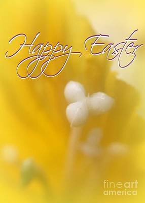 Photograph - Easter Yellow by Jenny Revitz Soper