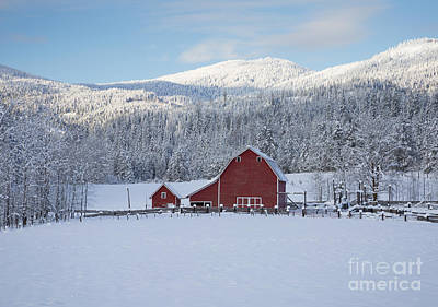 Photograph - Easterday Ranch 1 by Idaho Scenic Images Linda Lantzy