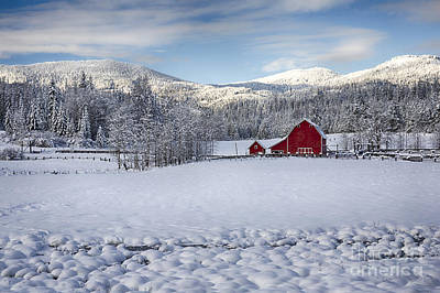 Photograph - Easterday Ranch 2 by Idaho Scenic Images Linda Lantzy
