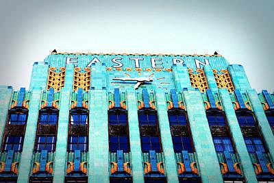 Eastern Building Art Print by Ariane Moshayedi