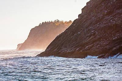 Photograph - Eastern Coastline by Tom Cameron