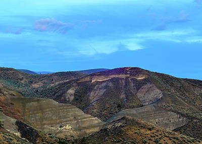 Photograph - Eastern Hills by Tom Potter