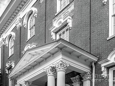 Normal Photograph - Eastern Kentucky University Crabbe Library Detail by University Icons