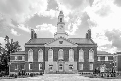 Diploma Photograph - Eastern Kentucky University Keen Johnson Building by University Icons