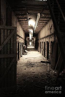 Photograph - Eastern Penitentiary #2 by Marcia Lee Jones