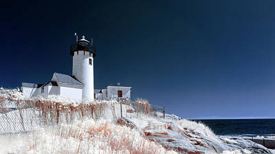 Photograph - Eastern Point Infrared by Brian Hale