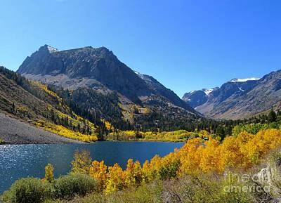 Digital Art - Eastern Sierras  by Irina Hays