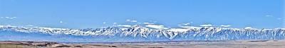 Photograph - Eastern Sierras by Marilyn Diaz