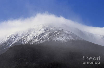 Eastern Slopes Of Mount Washington New Hampshire Usa Art Print