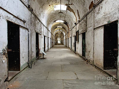 Photograph - Eastern State Pen by Valerie Morrison