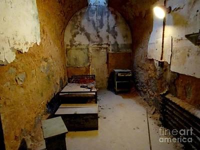 Western Art - Eastern State Penitentiary 23 by Heather Jane