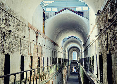 Eastern State Penitentiary Art Print by JAMART Photography