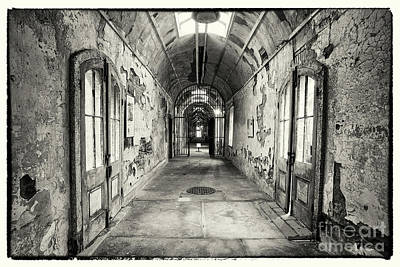 Eastern State Prison Wall Art - Photograph - Eastern State Prison 2 by Jack Paolini