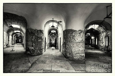 Eastern State Prison Wall Art - Photograph - Eastern State Prison 4 by Jack Paolini