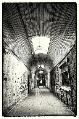 Eastern State Prison Wall Art - Photograph - Eastern State Prison 6 by Jack Paolini