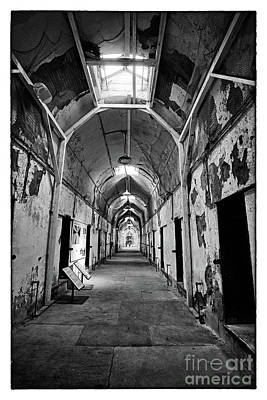 Eastern State Prison Wall Art - Photograph - Eastern State Prison 7 by Jack Paolini