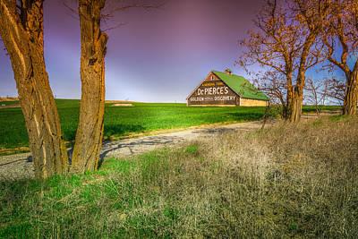 Photograph - Eastern Washington Barn by Spencer McDonald