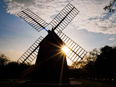 Photograph - Eastham Windmill by Marianne Campolongo