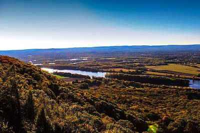 Photograph - Easthampton View From Summit House by Sven Kielhorn