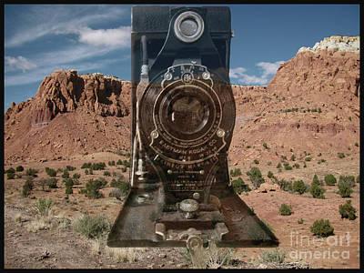 Photograph - Eastman Kodak Hawkeye by Steven Parker