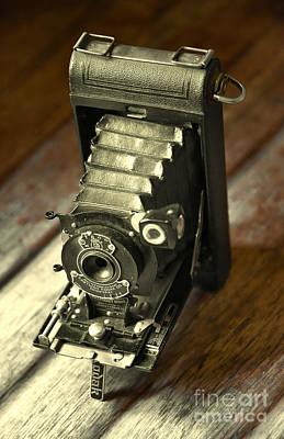 Eastman Kodak Art Print by Svetlana Sewell