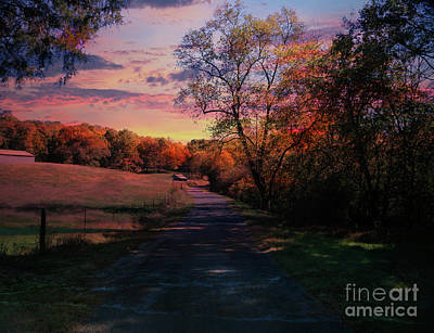 Photograph - Easy Afternoon by Rick Lipscomb