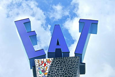 Photograph - Eat by Denise Mazzocco