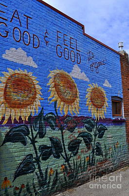 Photograph - Eat Good/feel Good by Anjanette Douglas