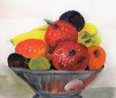 Digital Art - Eat Healthy Now For Summer By Lisa Kaiser by Lisa Kaiser