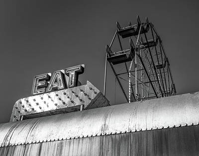 Photograph - Eat by James Barber