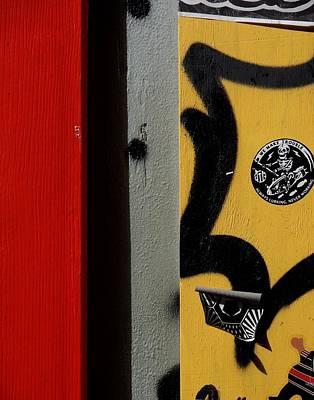Photograph - Eat Street Detail by Denise Clark