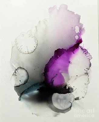 Painting - Ebb And Flow 1 by Chris Hobel