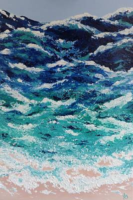Painting - Ebb And Flow by Anne Gardner