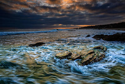 Photograph - Ebb And Flow II by Rick Berk