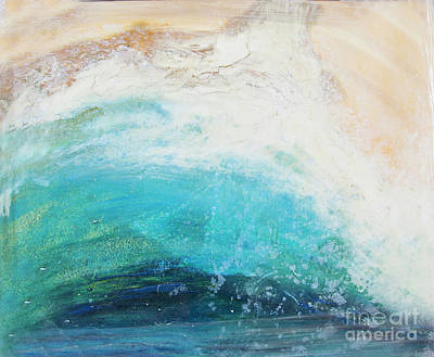 Painting - Ebb And Flow by Shelley Myers