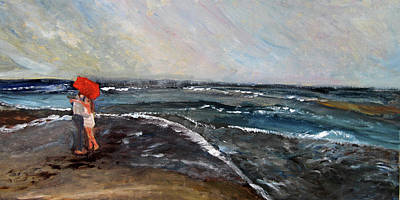 Painting - Ebb Tide by Michael Helfen