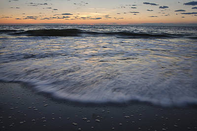 Photograph - Ebb Tide by Morris  McClung