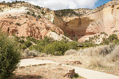 Photograph - Echo Amphitheater by Tom Cochran