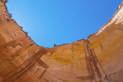 Photograph - Echo Canyon, Northern New Mexico by Randy Green