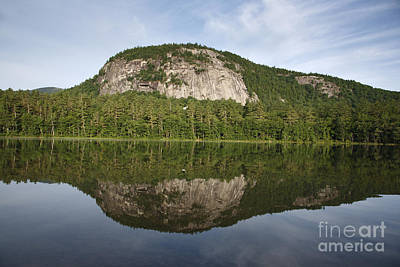 Echo Lake State Park - North Conway  New Hampshire Usa Art Print
